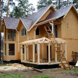 Построить канадский дом видео