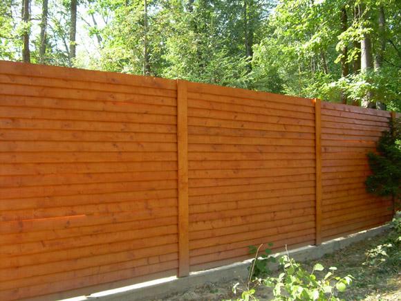 Забор для формального обозначения