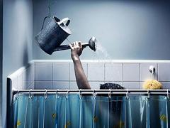 Як позбутися грибка та цвілі в ванній кімнаті