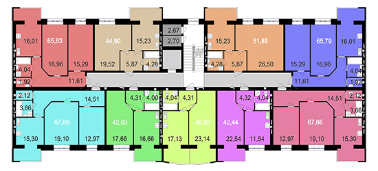 Нова квартира в новобудові за доступною ціною