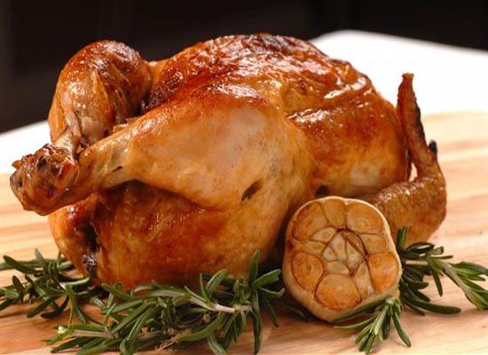 Приготовить целую курицуы