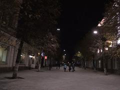Нове світлодіодне освітлення міста