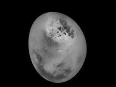 Незвичайні хмари над Титаном