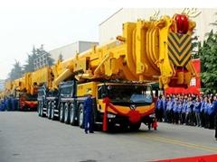 Кран-гігант створили в Китаї