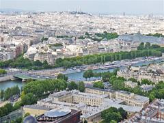 Париж побудує сім нових хмарочосів