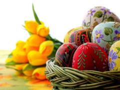 Навіщо на Великдень фарбують яйця?