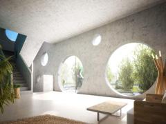 Створено концепт хмарочоса з надрукованими квартирами