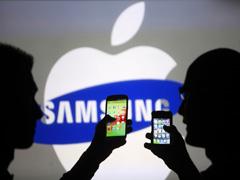 Компанія Apple обігнала Samsung
