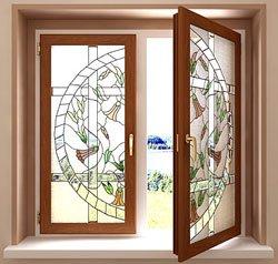 Чем же хороши деревянные окна