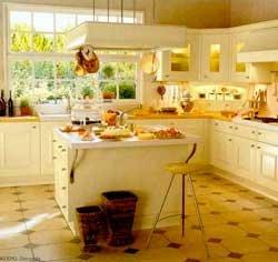 Как расширить пространство на кухне?