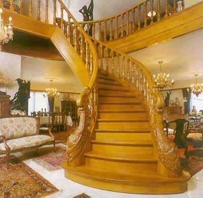 Лестницы в вашем доме + Фото