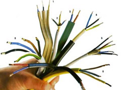 Как самому сделать электропроводку в доме