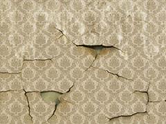 Как устранить дефекты обоев?
