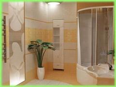 Как сделать ванную комнату красивой и уютной + Видео