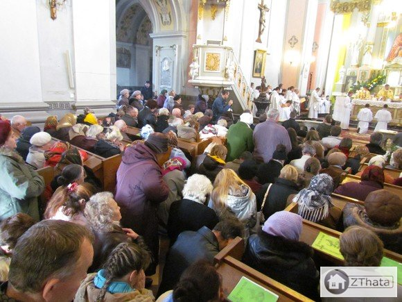 У Житомирі відкрили пам'ятник Папі Римському +ФОТО
