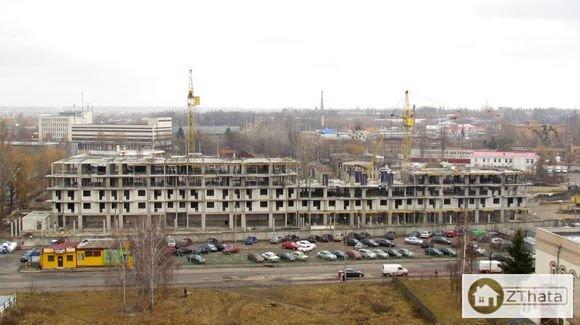 У Житомирі на вулиці Бородія  будують новий мікрорайон «Фаворит». ФОТО