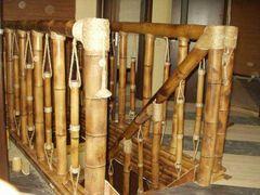 Обустраиваем интерьер квартиры из бамбука. ВИДЕО