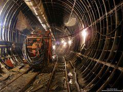 Киевские метростроевцы будут строить по 4 станции в год, если будет хорошее финансирование