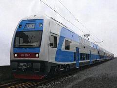 """Впечатления пасажиров от поездки на """"Шкоде"""" по железной дороге"""
