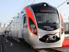 «Укрзалізниця»  обіцяє підвищити швидкість поїздів Hyundai