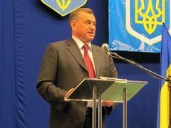 Рижук обіцяє будівництво стадіону і 2-х басейнів у Житомирі наступного року