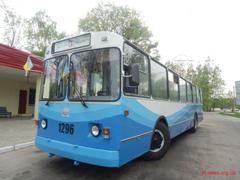 Колектив Житомирського ТТУ випустив на лінію 3-й капітально відремонтований тролейбус. ФОТО