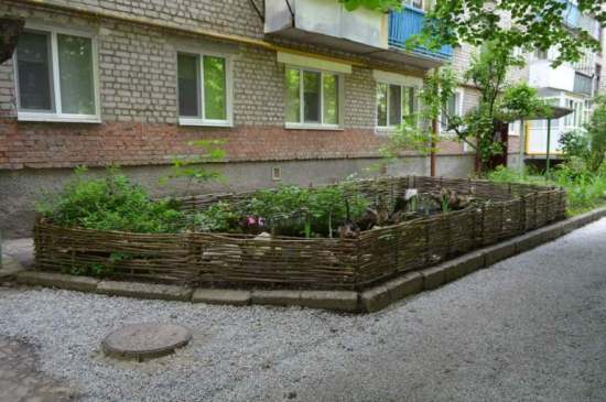 У Житомирі проводять ремонт прибудинкових територій. ФОТО