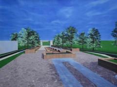 У Житомирі створили проект капітального ремонту Старого бульвару. ФОТО
