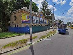 У Житомирі біля автовокзалу планують створити транспортну розв'язку. ФОТО
