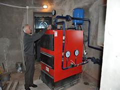 На Житомирщині відкрили котельню, яка буде економити 30 тис. гривень на рік. ФОТО