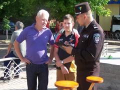 Зі стихійною торгівлею на вулицях Житомира буде боротися муніципальна міліція