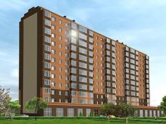 Житловий комплекс «Капучіно»: Нові квартири в Житомирі за ціною від 7399 грн/кв.м.