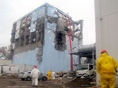"""Можливі наслідки на аварійній АЕС """"Фукусіма""""?"""