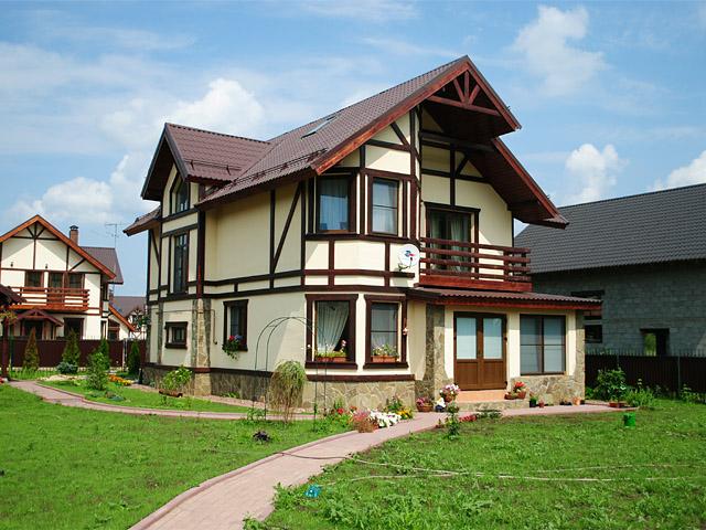 Дизайн заміських будинків фото