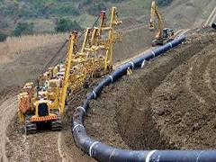Будівництво нового газогону