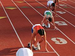 Житомирянин - найкращий серед легкоатлетів