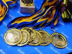 У Житомирі пройде чемпіонат з легкої атлетики
