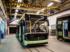 Виробництво електробусів у Житомирі