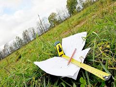 Які показники забезпечення землею учасників АТО в області?