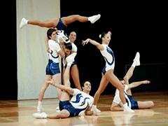 Житомир приймає турнір зі спортивної аеробіки