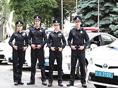 Житомирські патрульні поліцейські приймуть присягу
