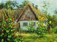 Неймовірне село на Житомирщині