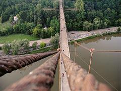 Чи відбудеться ремонт мосту в парку Гагаріна?