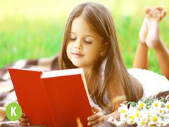 Які книги читати дітям на канікулах?