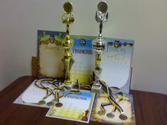 Нагороди області на чемпіонаті з вуличного спорту