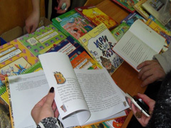 Книжкова гостина «Сонячне слово» у Житомирі