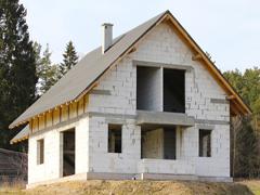 Переваги будівель з піноблоків