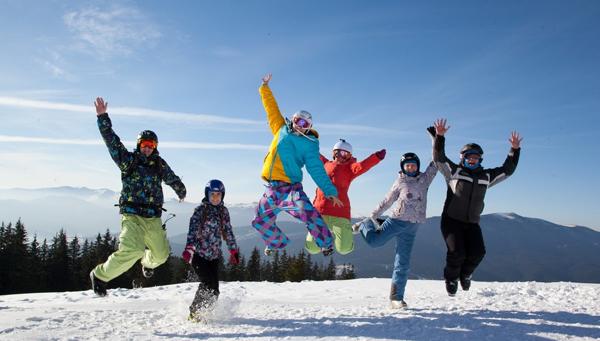 Зимова феєрія казки та свята від туристичної агенції «Креветка тур»
