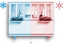 Як перетворити балкон на нестандартну частину квартири: ідеї та фото