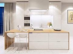 Біла кухня в інтер'єрі квартири: стиль, переваги та недоліки (фото)